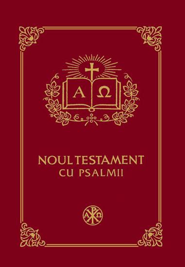 NOUL TESTAMENT CU PSALM I