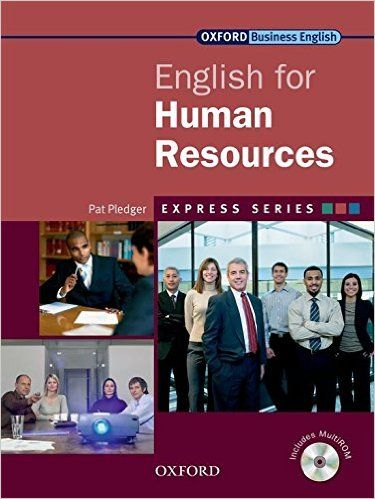 ENGLISH FOR HUMAN RESOURCES: STUDENT'S BOOK AND MULTIROM PACK