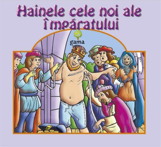 HAINELE CELE NOI ALE IMPARATULUI/ PFM