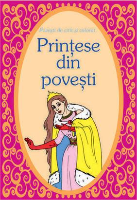 PRINTESE DIN POVESTI - COLECTIA