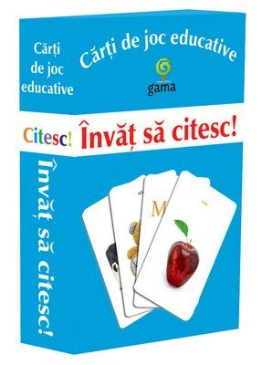 CARTI JOC INVAT SA CITE CITESC