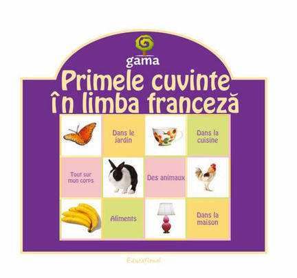 PRIMELE CUVINTE IN LIMB A FRANCEZA