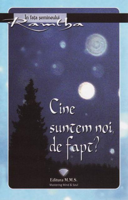 CINE SUNTEM DE FAPT .