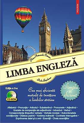 LIMBA ENGLEZA. SIMPLU SI EFICIENT+CD