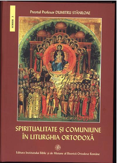 SPIRITUALITATE SI COMUNIUNE