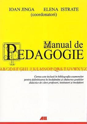 MANUAL PEDAGOGIE