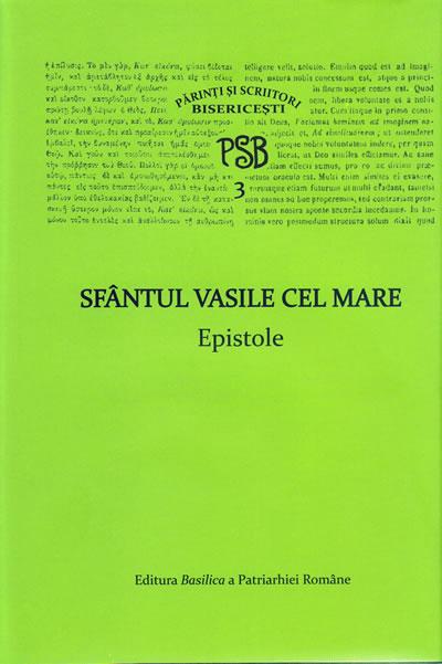 EPISTOLE - P.S.B. VOLUMUL 3 (NOUA COLECTIE)