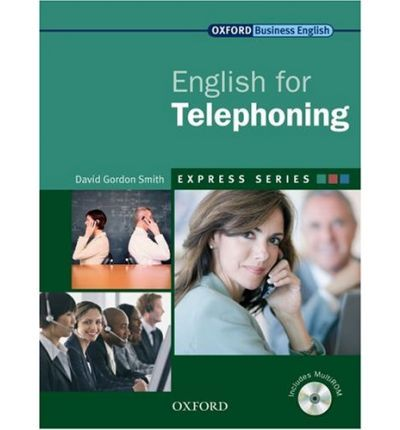 ENGLISH FOR TELEPHONING: STUDENT\'S BOOK AND MULTIROM PACK