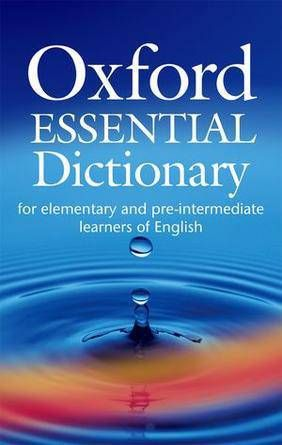 OXFORD ESSENTIAL DICTIONARY WITH CD-ROM