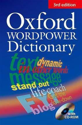OXFORD WORDPOWER DICTIONARY, THIRD EDITION ADVANCED DICTIONARY WITH CD-ROM AND WORDPOWER TRAINER