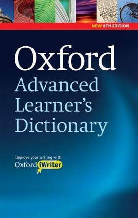 OXFORD ADVANCED LEARNER\'S DICTIONARY, 8TH EDITION PAPERBACK WITH CD-ROM