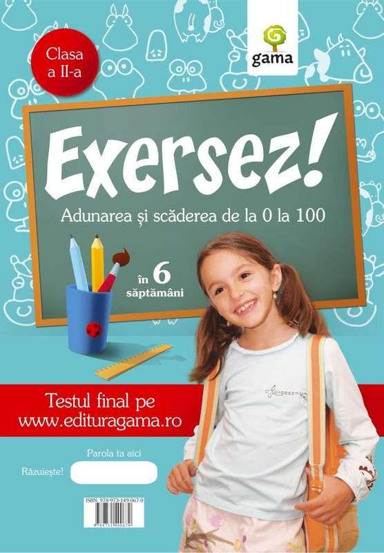 ADUNAREA SI SCADEREA 1-100/ EXERSEZ