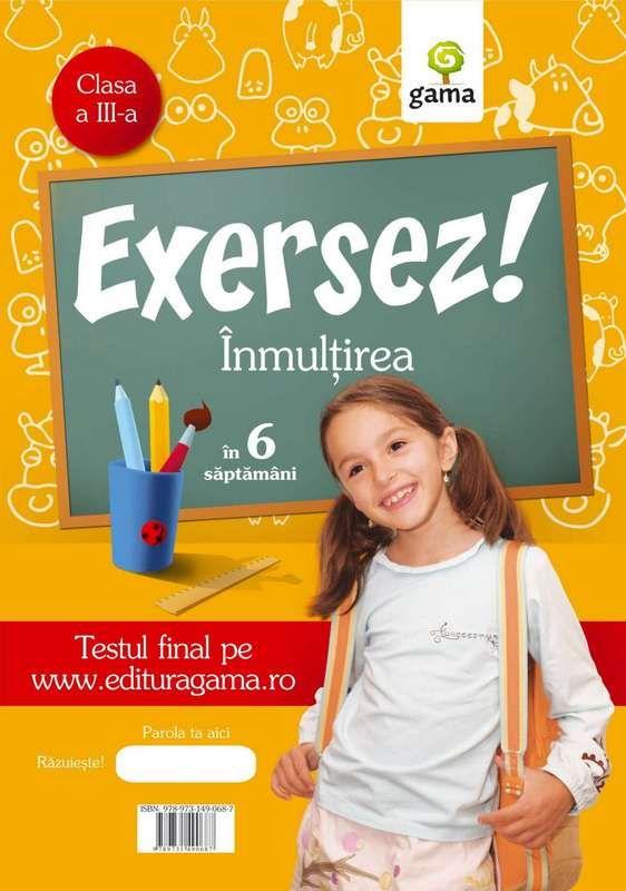 INMULTIREA/ EXERSEZ