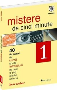 MISTERE DE CINCI MINUTE VOLUMUL I