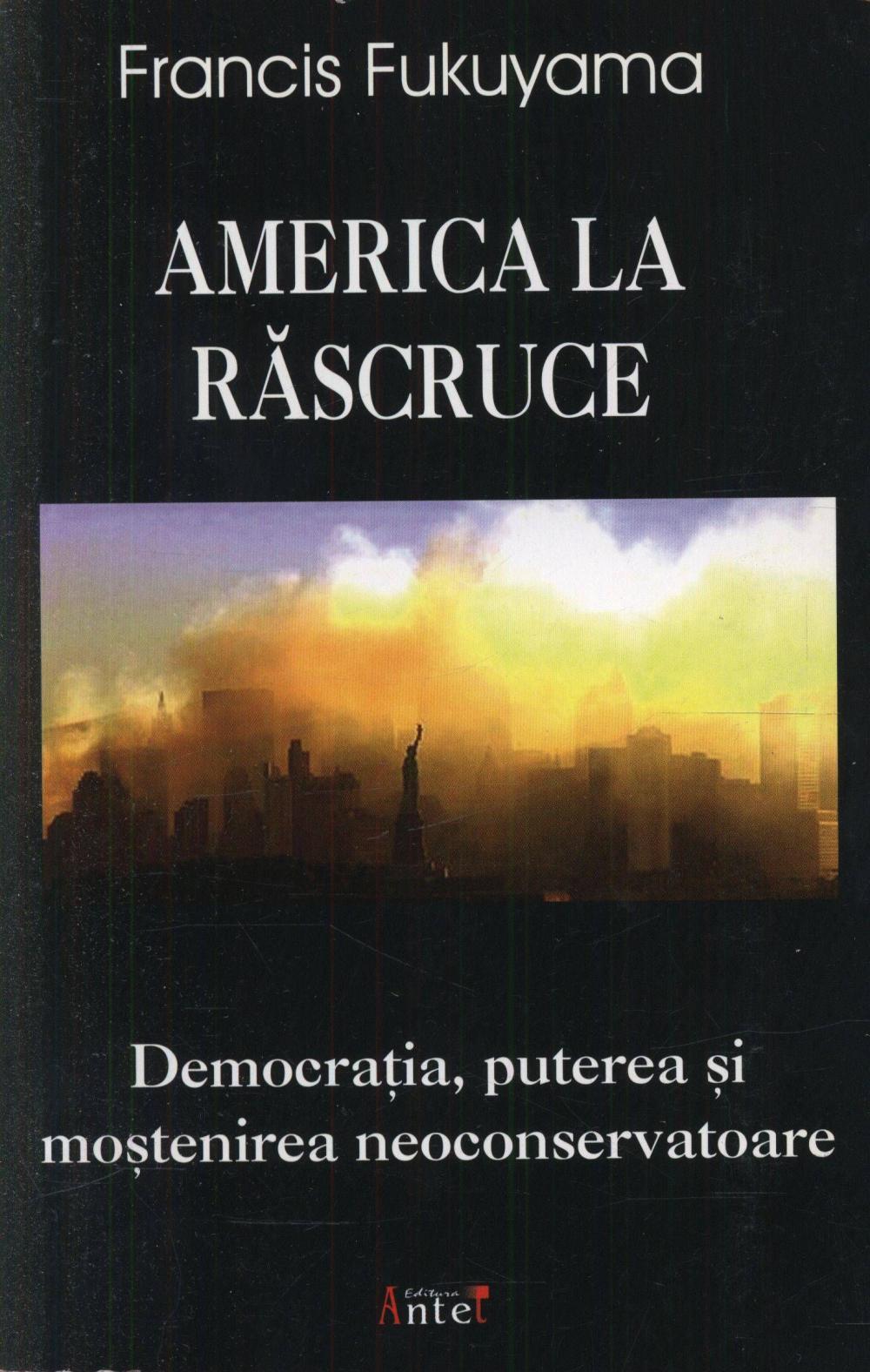AMERICA LA RASCRUCE