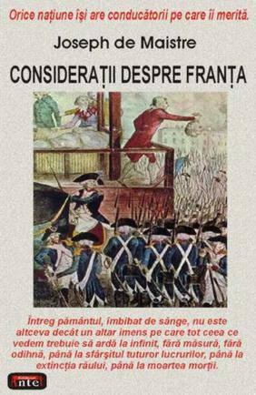 CONSIDERATII DESPRE FRANTA