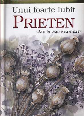 EXLEY: UNUI FOARTE IUBIT PRIETEN
