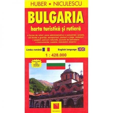 HARTA BULGARIA .