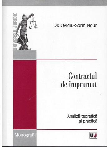 CONTRACTUL DE IMPRUMUT - ANALIZA TEORETICA SI PRACTICA
