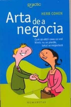 ARTA DE A NEGOCIA-reedi .