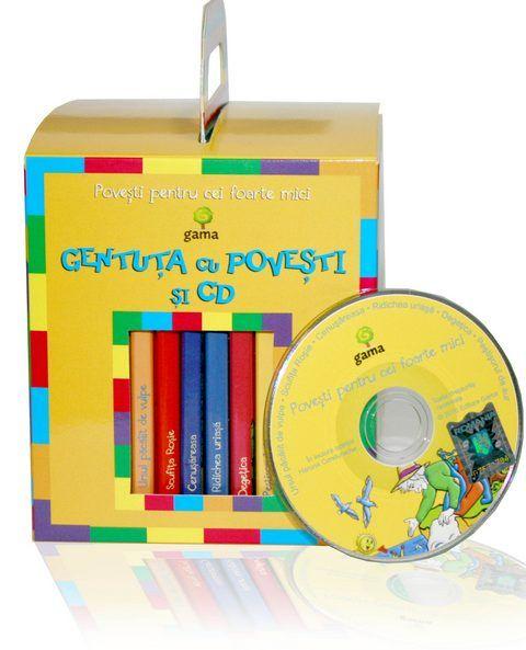 GENTUTA CU CD GALBENA