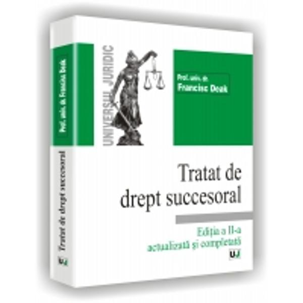 TRATAT DE DREPT SUCCESO RAL