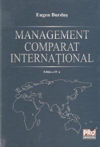 MANAGEMENT COMPARAT INTERNATIONAL EDITIA 4