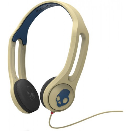 Casti Skullcandy Icon 3 Khaki/Navy
