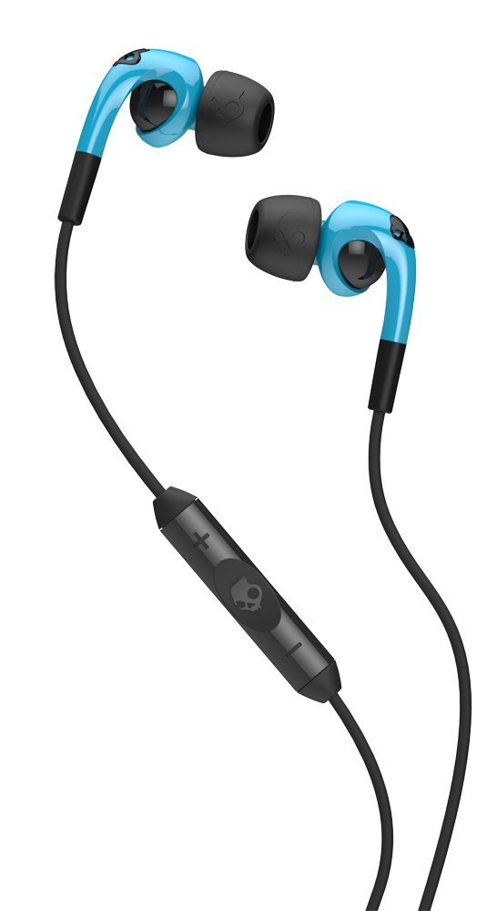 Casti Skullcandy Fix Hot Blue/Black