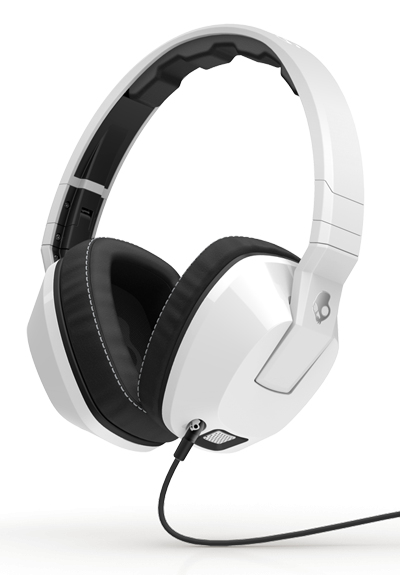 Casti Skullcandy Crusher White