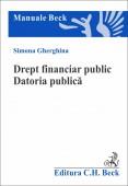 DREPT FINANCIAR PUBLIC. DATORIA PUBLICA