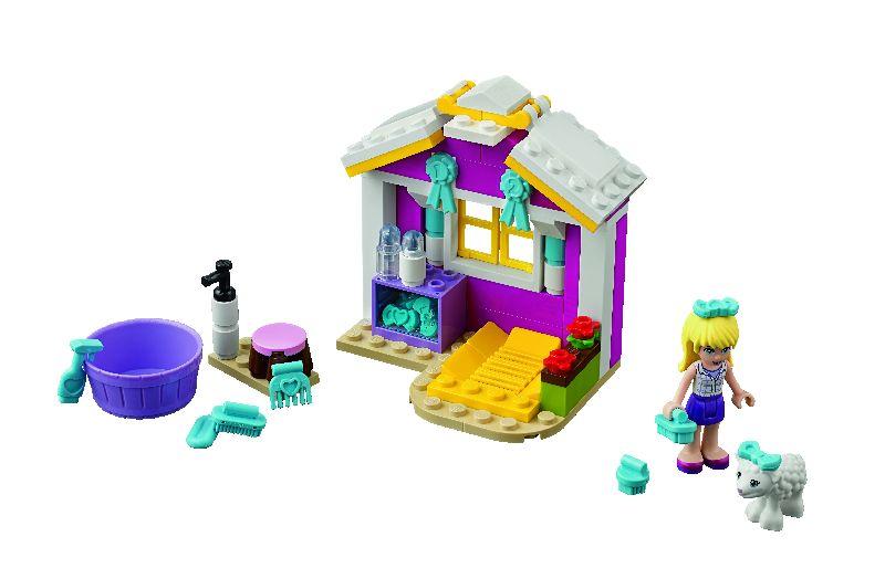 Lego Friends Mielul nou-nascut al Stephaniei