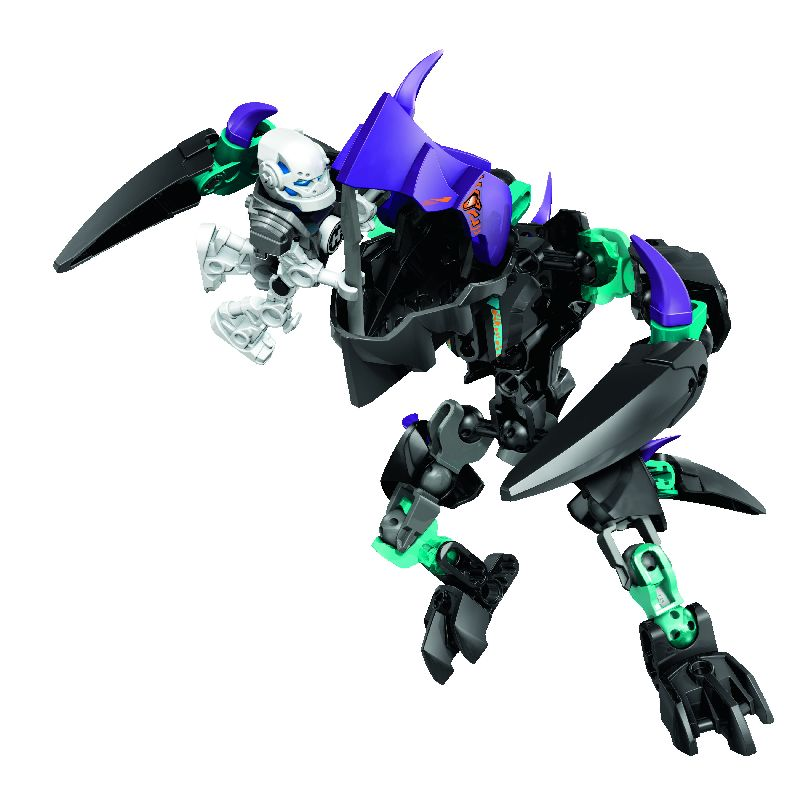 Lego Hf BESTIA FALCa CONTRA STORMER