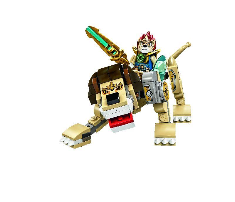 Lego Chima Legendara Bestie Leu