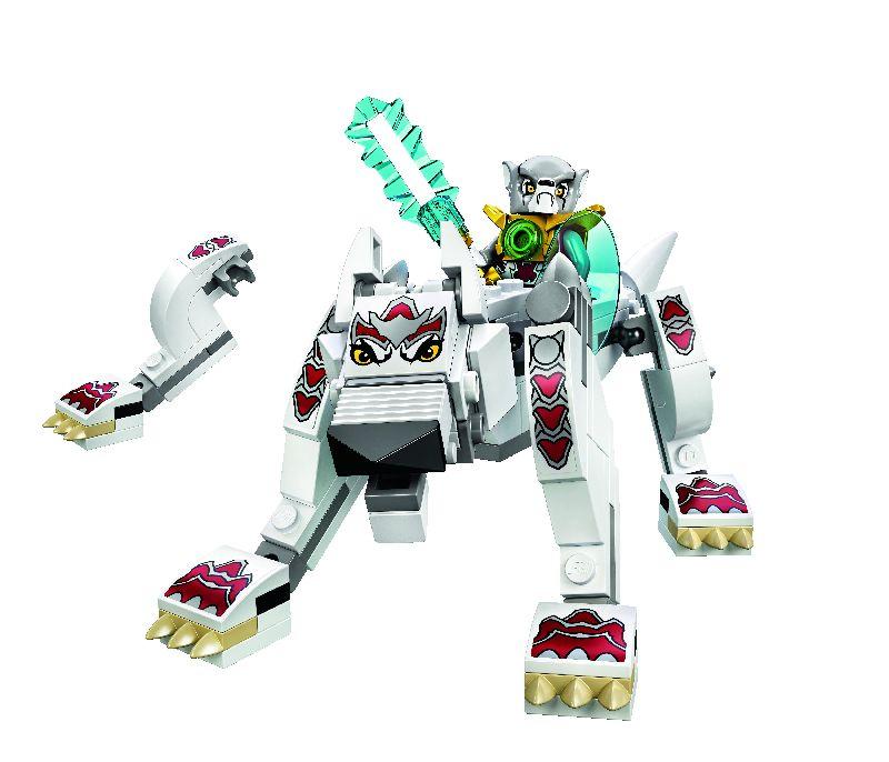 Lego Chima Legendara Bestie Lup