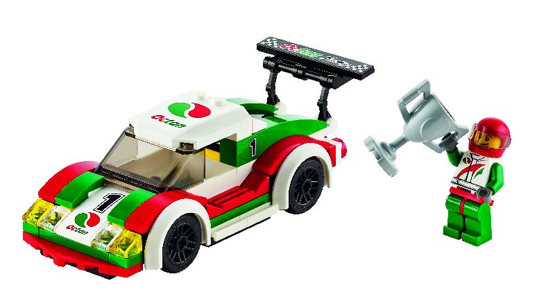 Lego City Masina de curse