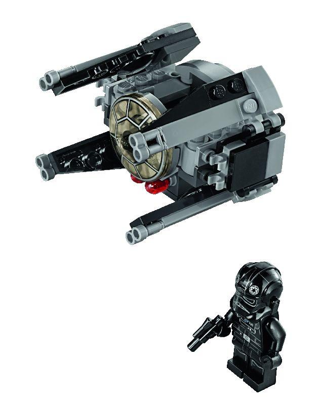 Lego StarWars TIE Interceptor