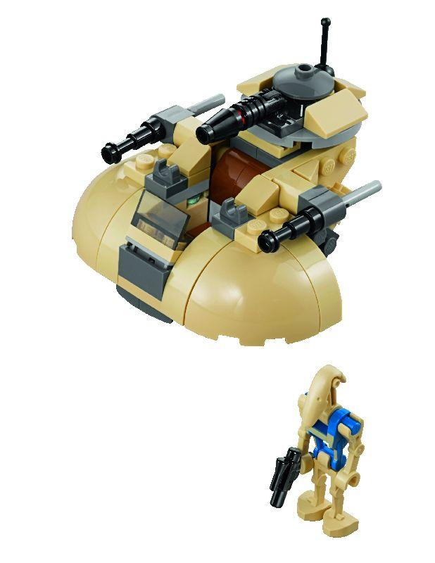 Lego StarWars AAT