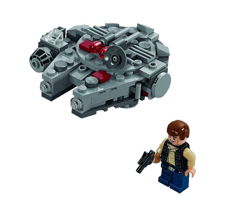 Lego StarWars Millennium Falcon