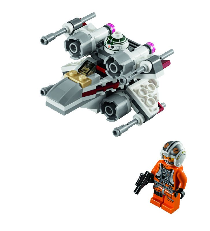 Lego StarWars X-wing Fighter