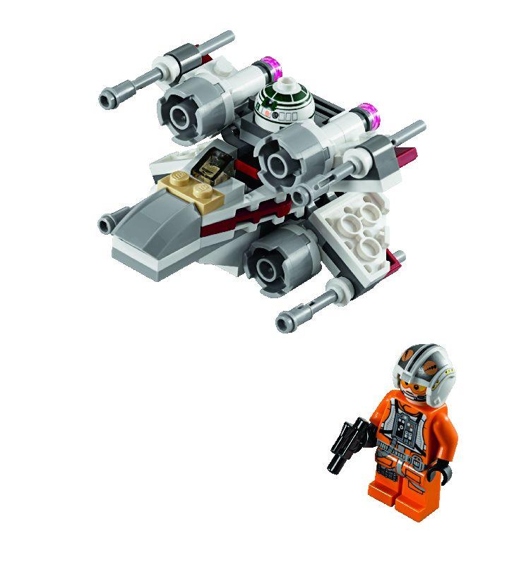 Lego StarWars X-wing Fighter