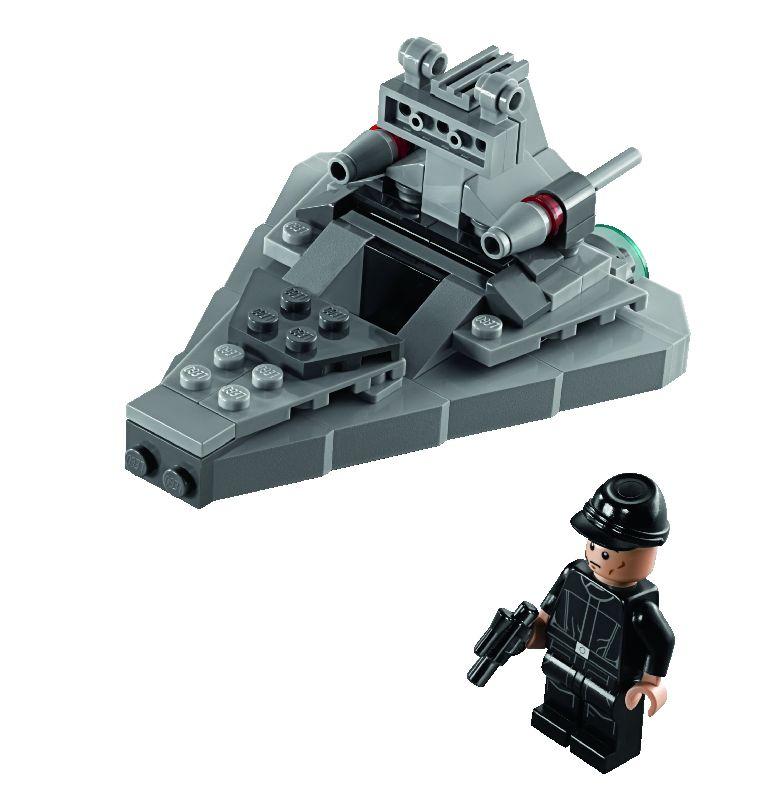 Lego StarWars Star Destroyer