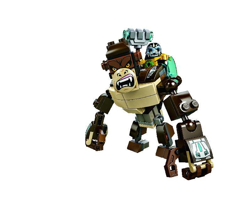 Lego Chima Legendara Bestie Gorila