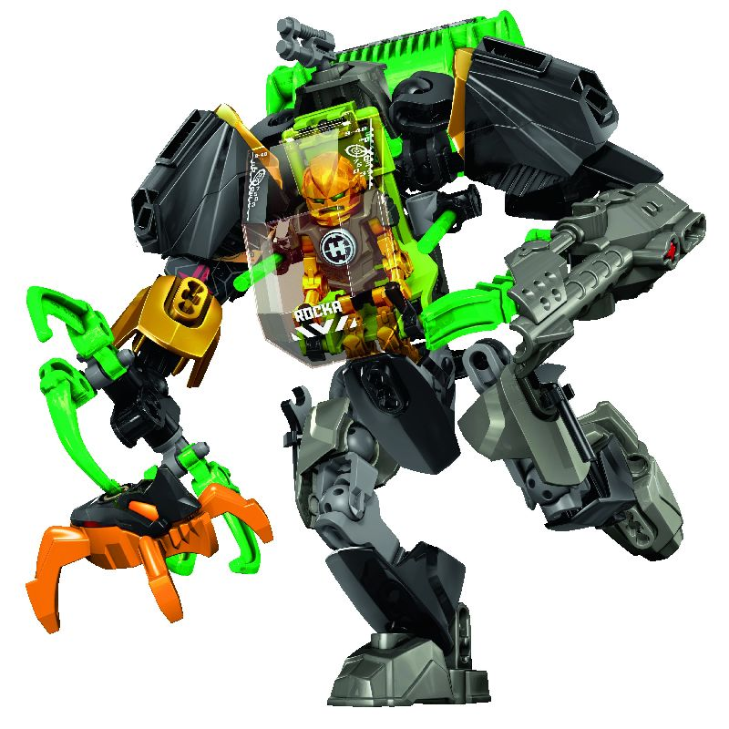 Lego Hf Dispozitivul anti-detectare al lui ROCKA