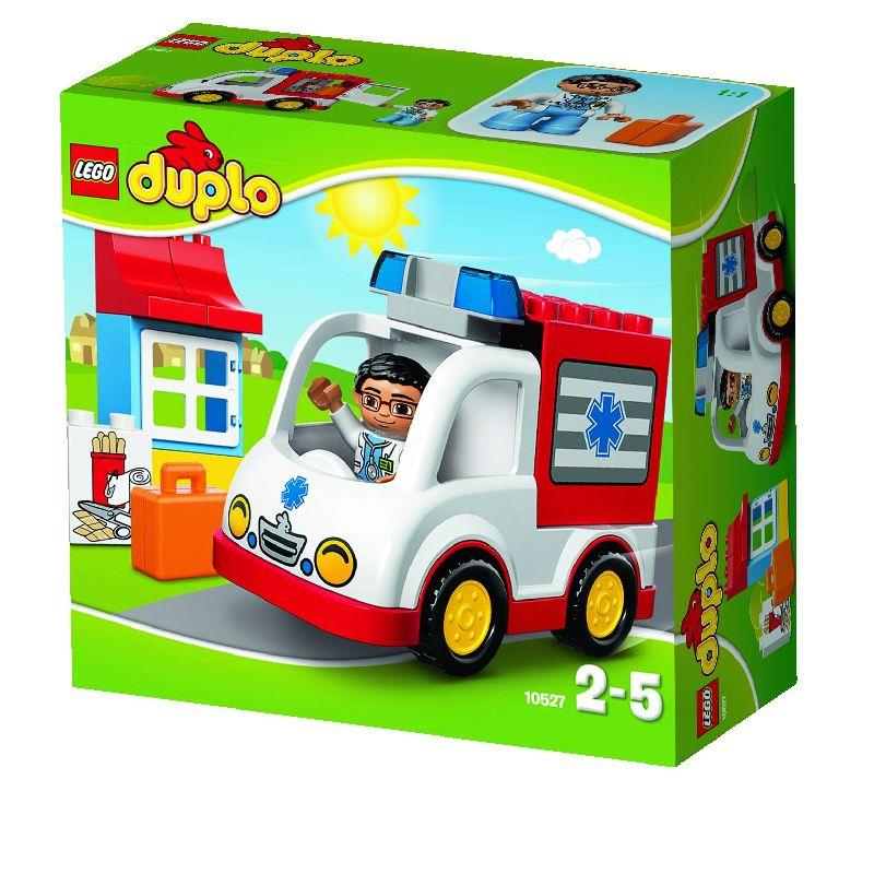 Lego Duplo  Ambulanta