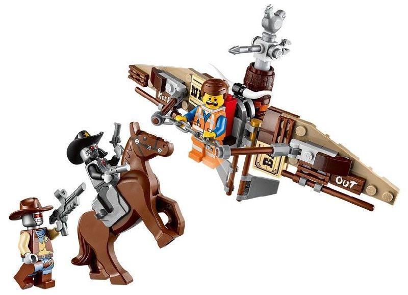 Lego Movie Planorul de evadare