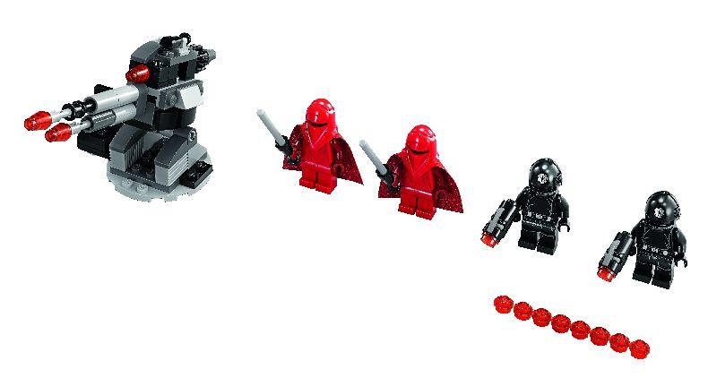 Lego StarWars Death Star Troopers