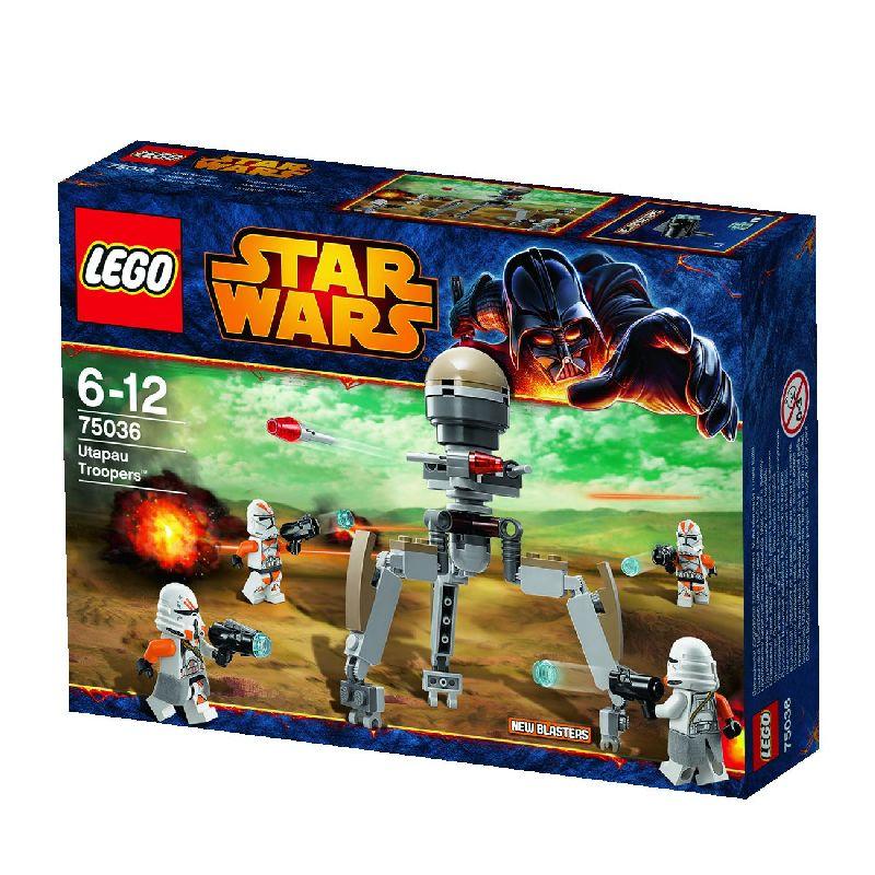 Lego StarWars Utapau Troopers