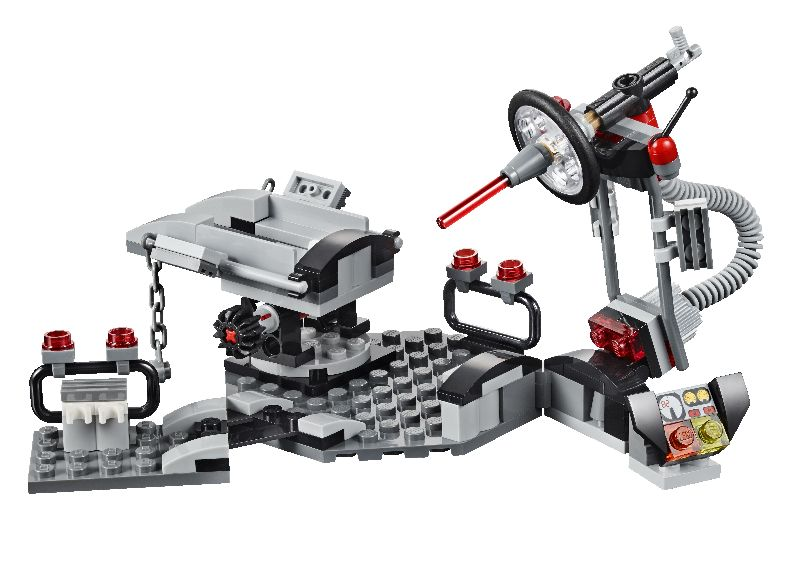 Lego Movie Camera de topire