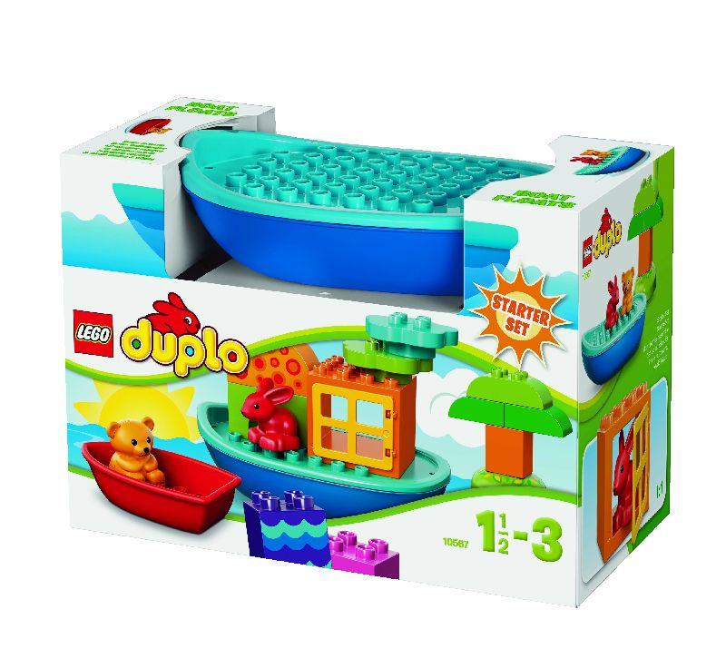 Lego Duplo  Distrac?ie In apa pentru copila?i